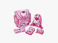 Under Cover Hello Kitty Schulranzen Set ergonomisch