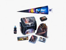 Star Wars Schulranzen Set Darth Vader